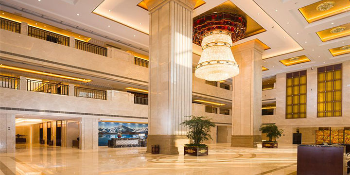 new century grand hotel-top hotels in xian