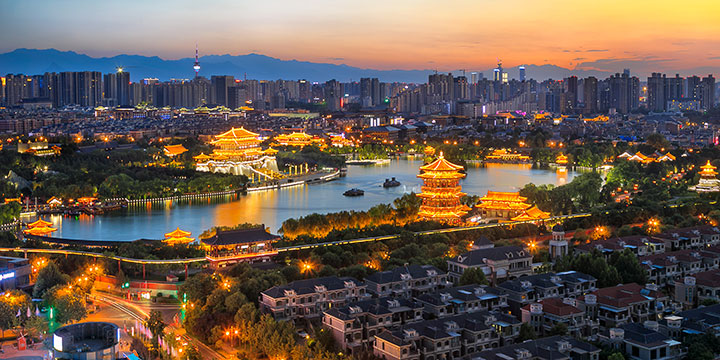 Xian-top hotels in xian