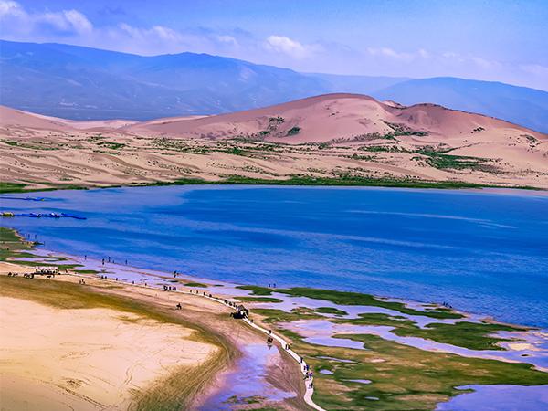 Tour to Qinghai Lake