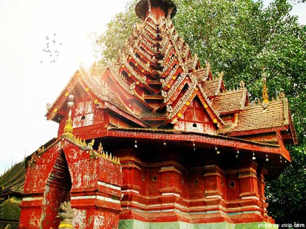 4 Days Xishuangbanna Minority Tour