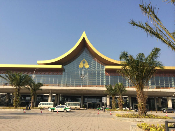 Xishuangbanna Gasa International Airport