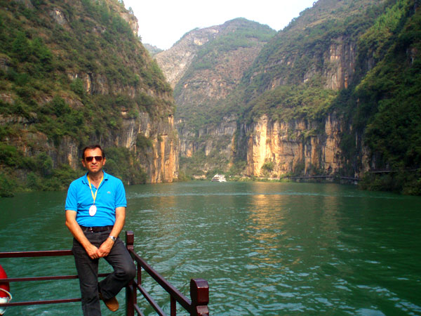 15 Days from Chongqing to Shanghai Yangtze Cruise