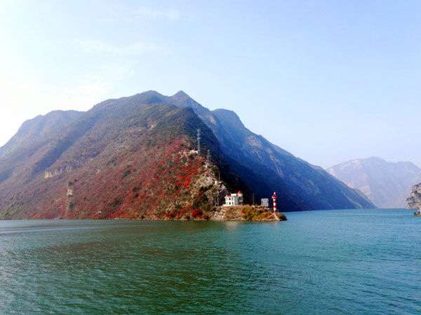 15 Days Enjoyable Yangtze Cruise from Shanghai to Chongqing
