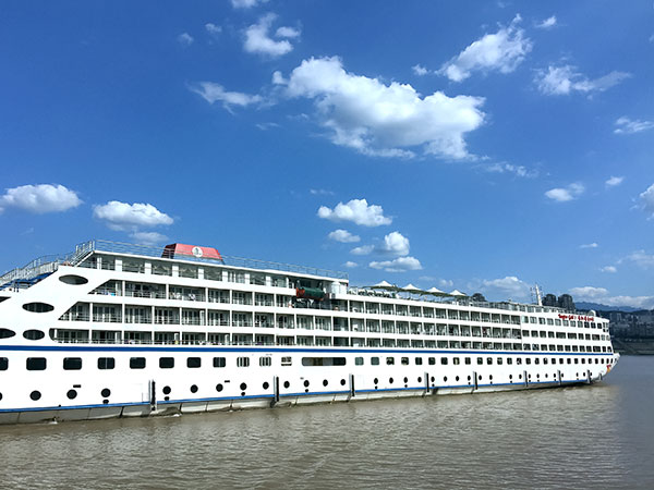 12 Days Upstream Yangtze Cruise Tour