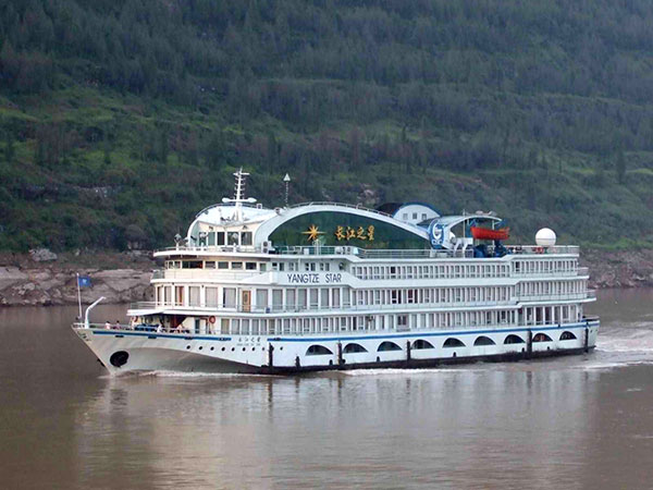 9 Days Golden Yangtze Cruise