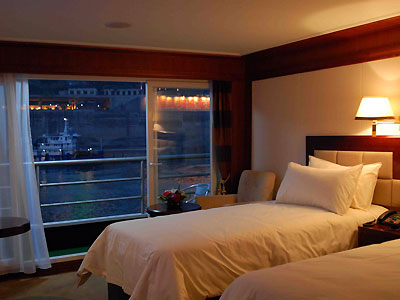 Room of Yangtze River Cruise