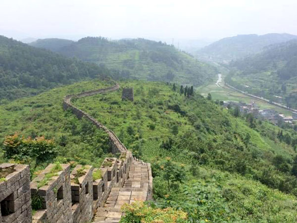 Southern Great Wall