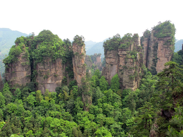 Huangshi Village-how to plan a day trip to Zhangjiajie National Forest Park