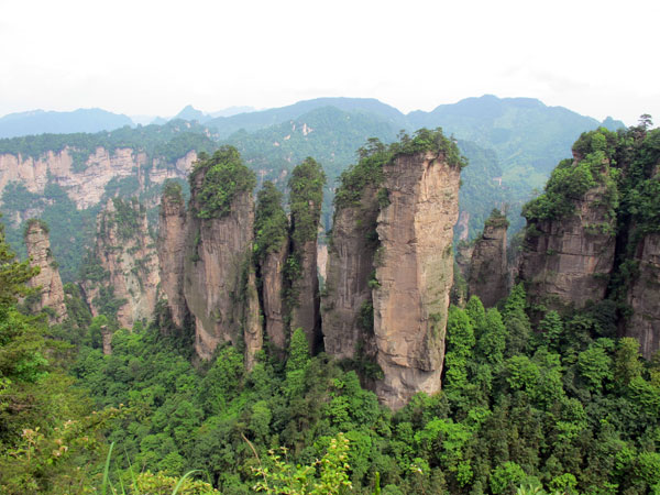 10 Days Zhangjiajie and Fenghuang Tour