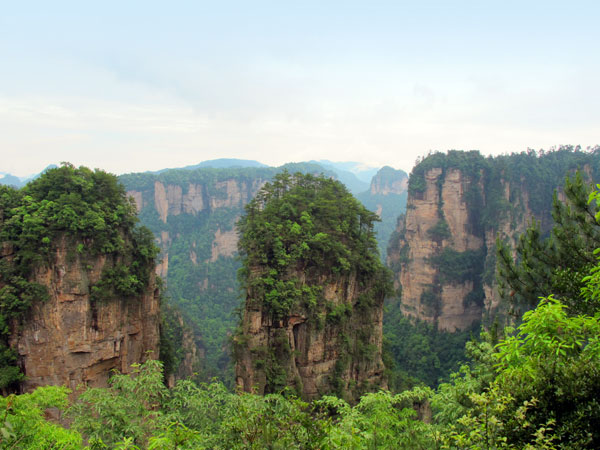 10 Days Tour to Zhangjiajie and Mt. Huangshan