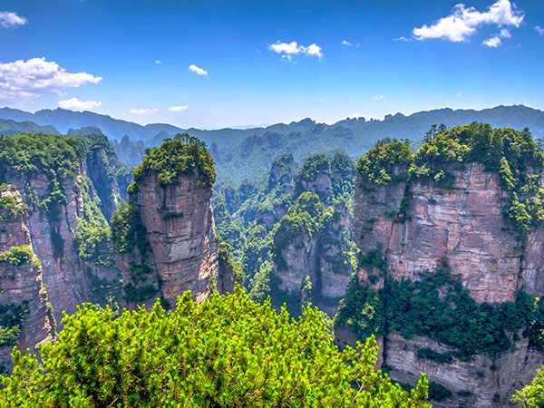14 Days Enjoy Natural Wonders of Zhangjiajie & Guilin