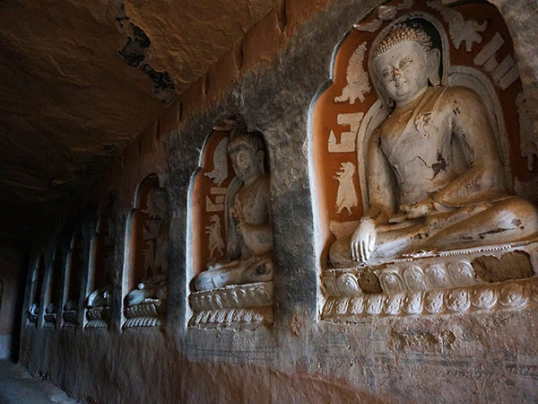 Mati Temple Grottoes