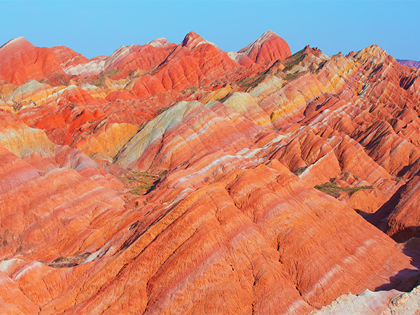 12 Days Silk Road Tour with Zhangye Danxia Landform