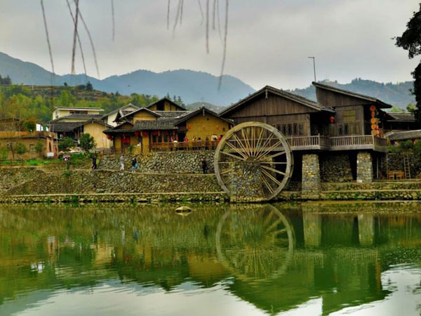 Yunshuiyao Ancient Town(The Knot Town)