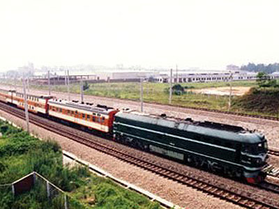 Guilin - Kunming Trains