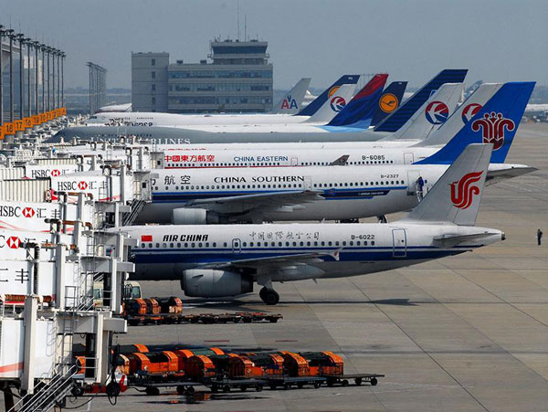 Major Airlines in China