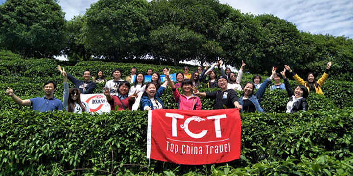 TCT Sales team, How to plan a trip to China from Brazil