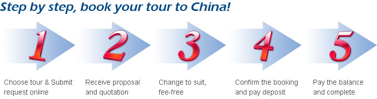 How to Book a China Tour