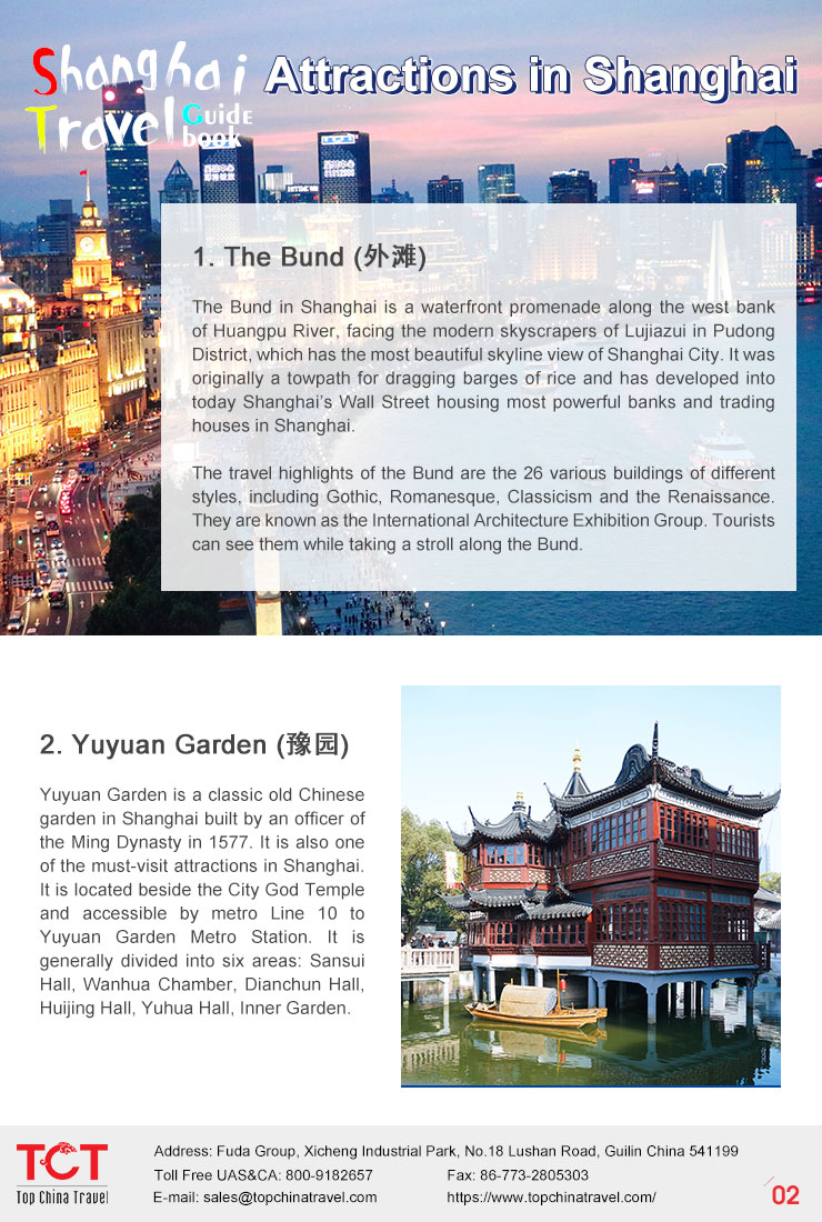 Most Useful Shanghai Travel Guide Book (PDF) Free Download For Travelers