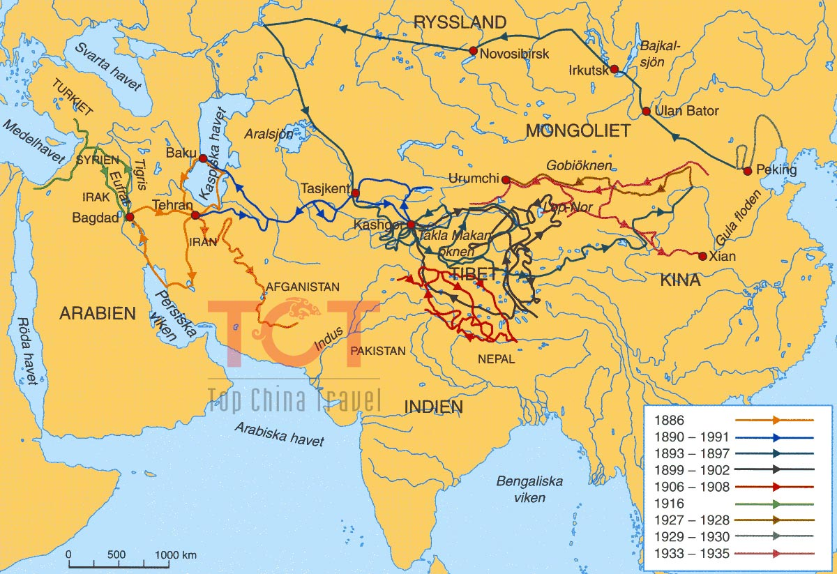 silk road map china Silk Road Map The Map Of Ancient Silk Road With Major Cities silk road map china