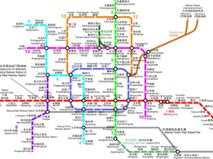 China Beijing Subway Guide and Information, Beijing ...