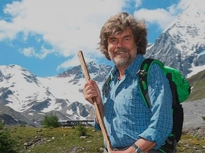 Reinhold Messner:First Solo Ascent of Mount Everest without Oxygen