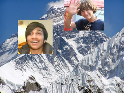 Jordan Romero: the youngest person to climb Mount Everest