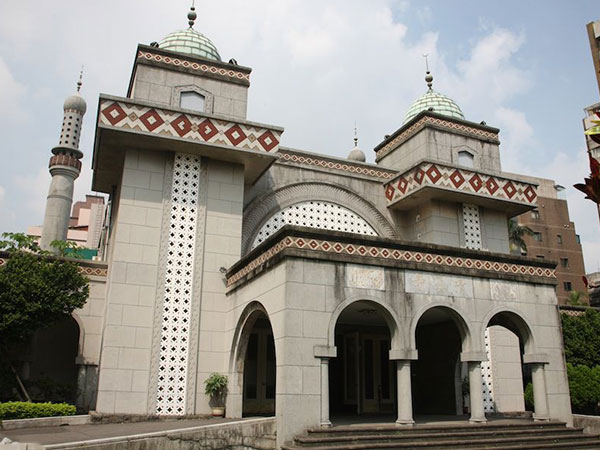 The Great Mosque in Taipei