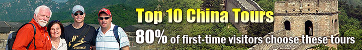 Top 10 China Tours, Best China Tours