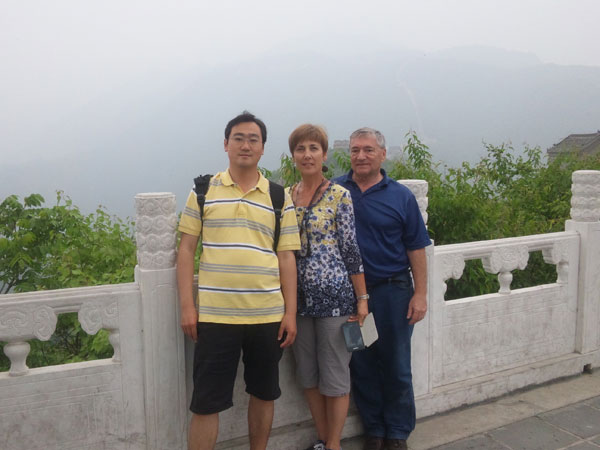 China Tours for USA Travellers