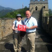 China Travel feedbacks of Mr.Mark Guinan