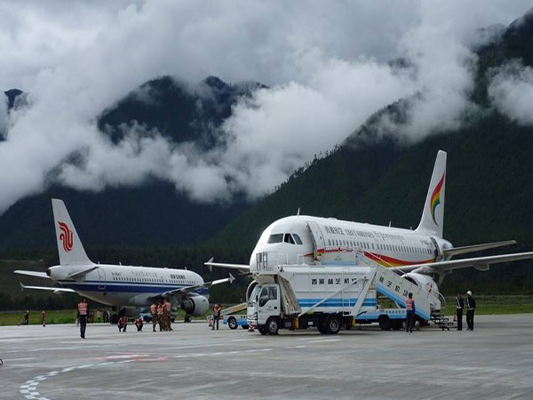 Main Airports in Tibet