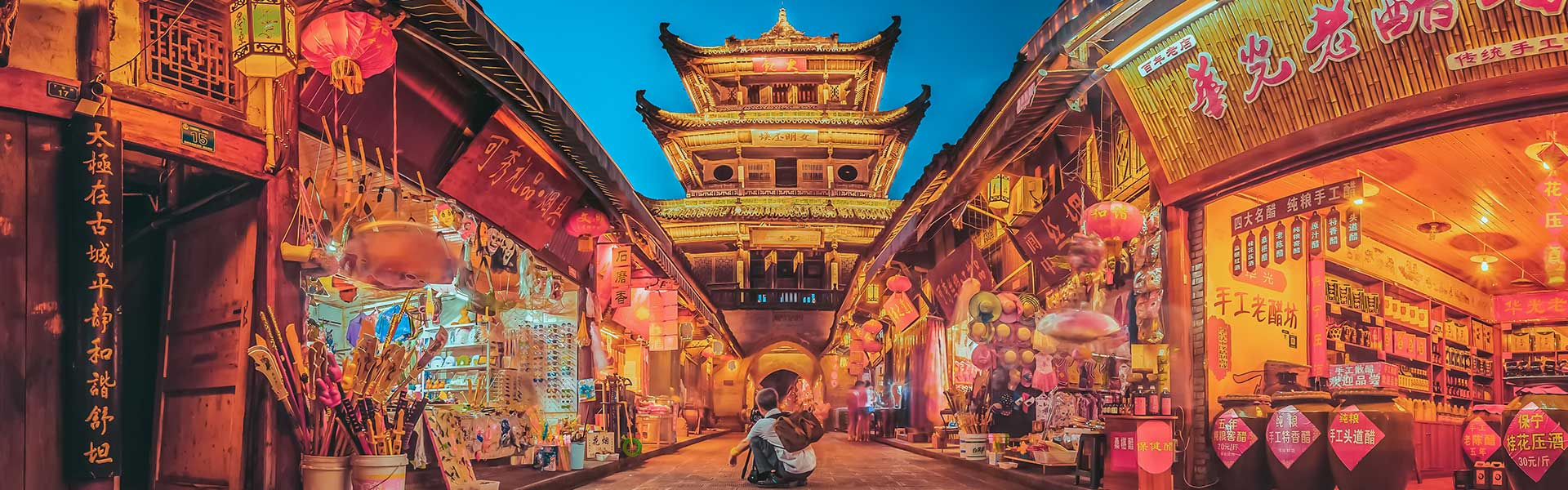 Top China Travel Destinations Top Tourist Destinations In China