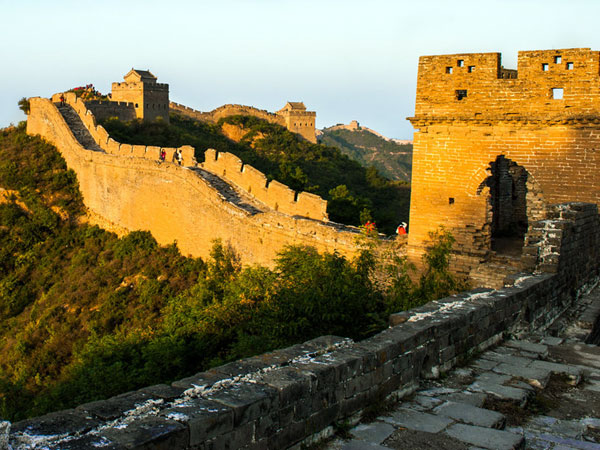 great wall of china facts pdf
