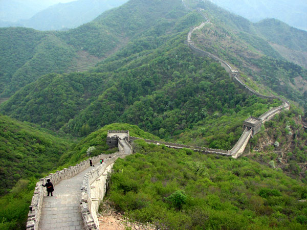 The Great Wall Of China Facts History Sections Travel