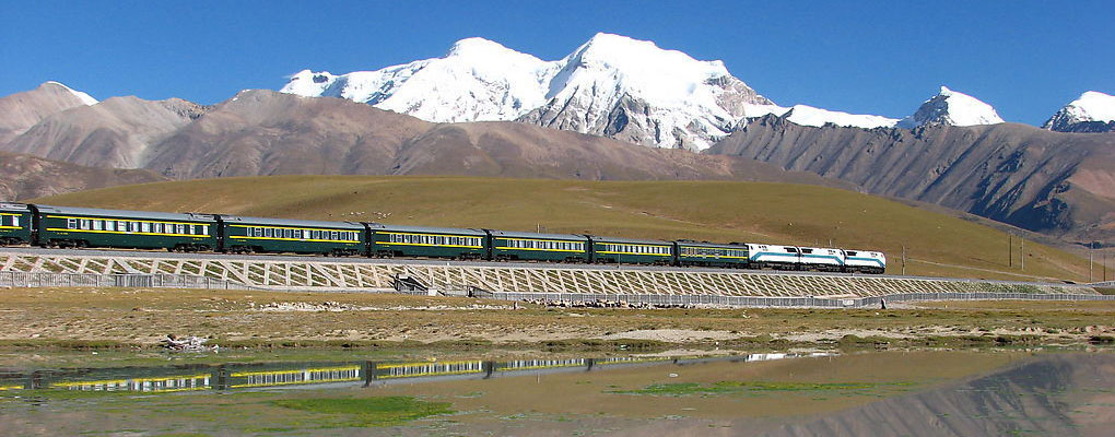 Travel China Tibet Train Tour